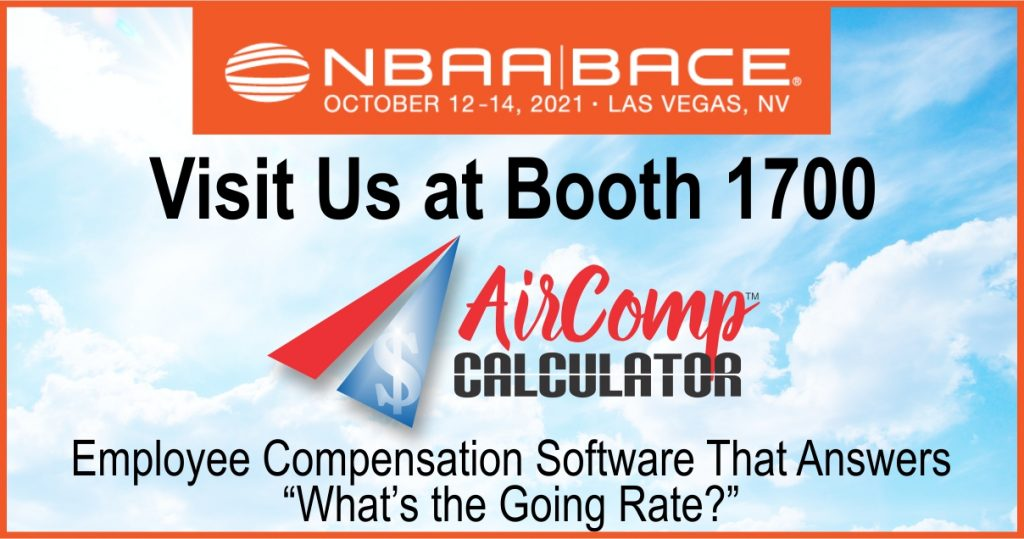 The AirComp Calculator™ will be at BACE! Booth 1700!